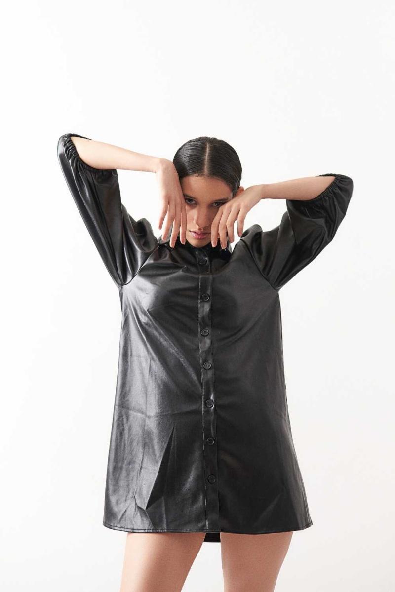 Massiel Nathalie covering face
