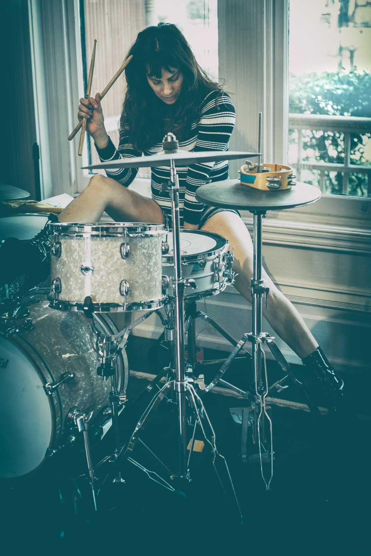 Andromeda Breeze drums